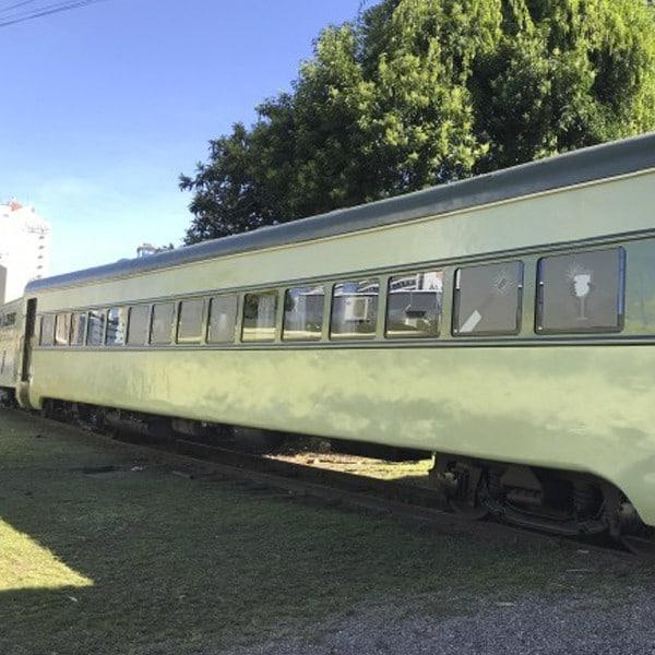 Passagem Trem Camarote Morretes