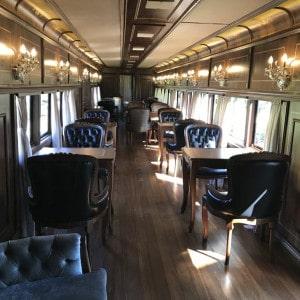 Passagem Trem Camarote